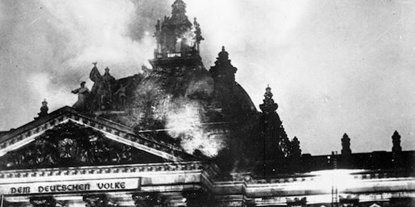 30. Incendio del Reichstag