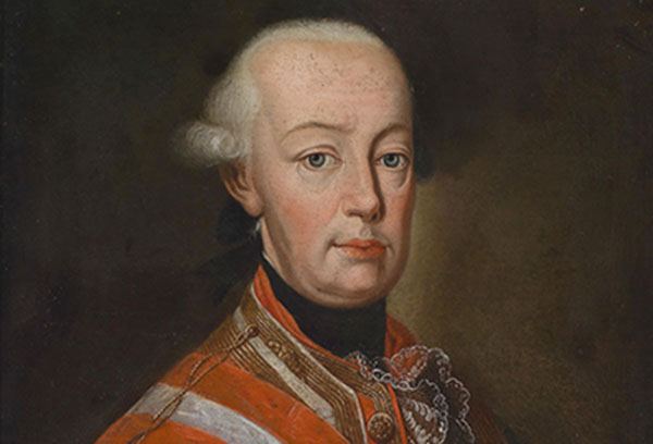 FOTO 1. Pietro Leopoldo d'Asburgo