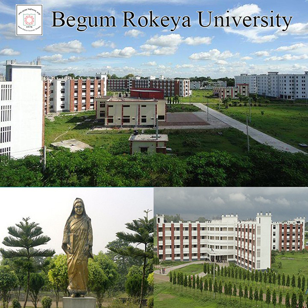 FOTO 1.Begum-Rokeya-University