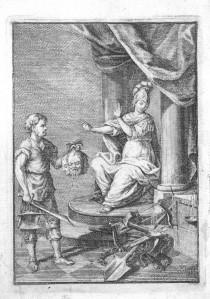 FOTO 2. Immagine tratta dall'edizione di Dei delitti e delle pene Londra 1774