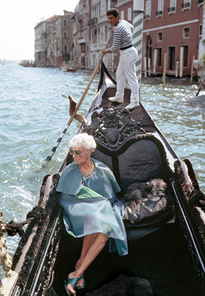 Peggy Guggenheim - The Last Dogaressa