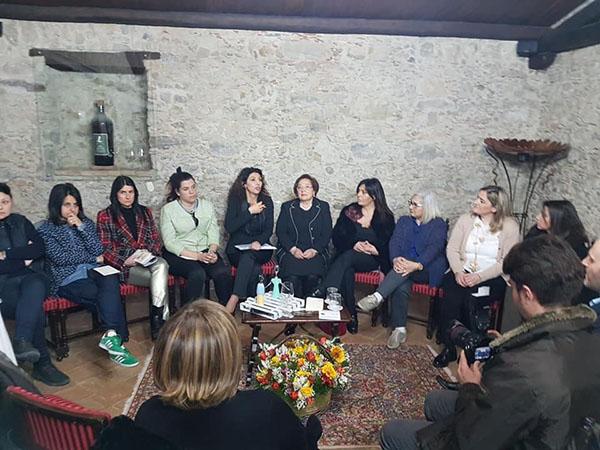 Foto. Le Donne del vino. Delegazione Calabria