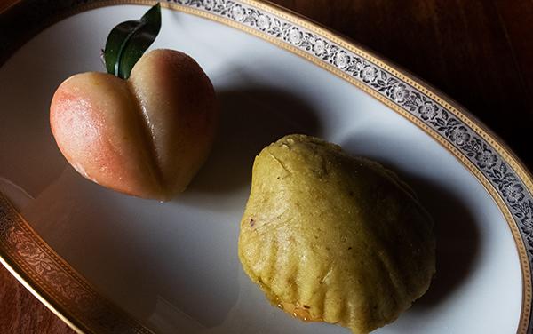 Frutti di Martorana e feddri di lu Cancilleri