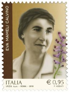 2. francobollo Eva Mameli