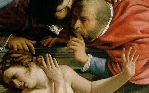 2. Susanna e i vecchioni