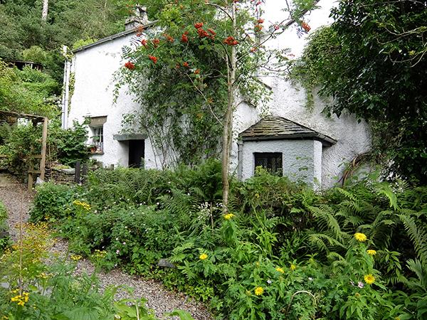 Dove Cottage, Rydal Mount DSCF2836