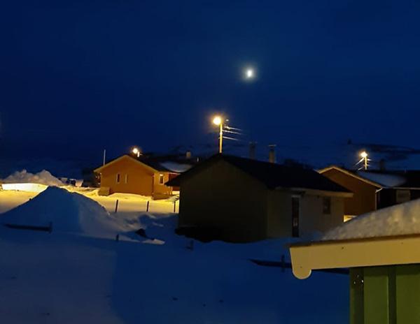 fiabesco Kongsfjord