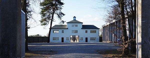 Foto 3. Il campo di Sachsenhausen