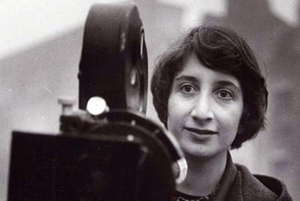 Lorenza Mazzetti giovane