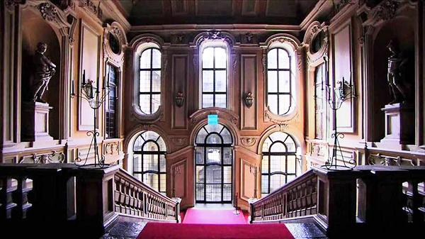Torino. Palazzo Barolo