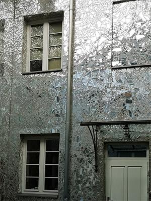 Foto 2. Pasaż Róży frammento muro300x400
