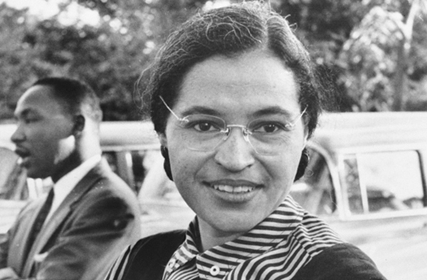 Foto 6.Rosa Parks