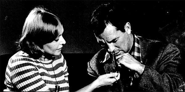 Foto4. Pivano e Kerouac