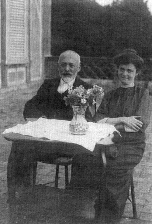 Angelo Celli e Anna-Fraentzel