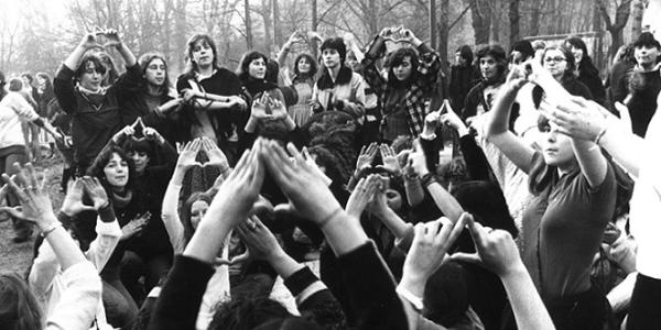 FOTO 6. Manifestazione femminista