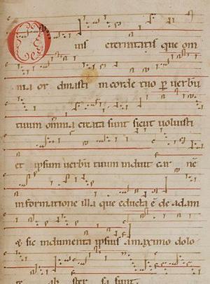 4. Veduta parziale del folio 466.