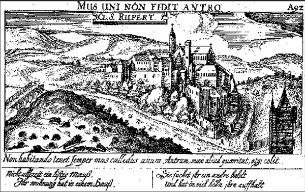 5. Monastero di Rupertsberg