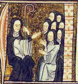 6. Santa Ildegarda e la comunità di moneche
