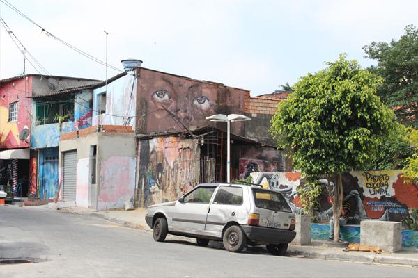 Favela galeria