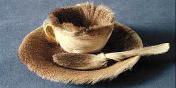 Fig.6_Colazione in pelliccia_Meret Oppenheim