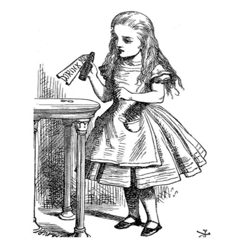 2. Le trasformazioni di Alice