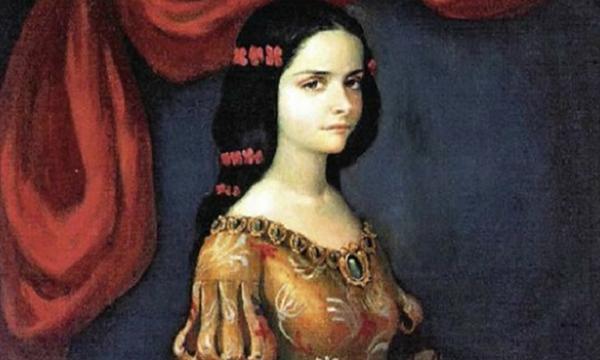 2.Ritratto presunto di Isabel Barreto