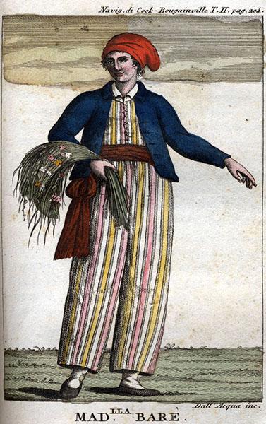 5.Jeanne Baret