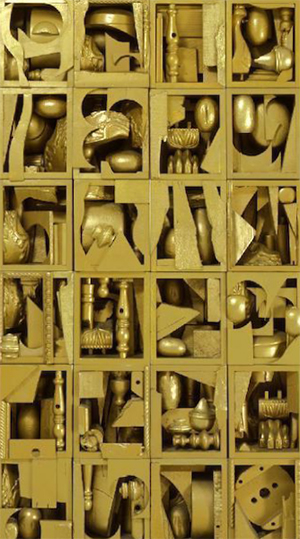 Fig.4-The-Golden-Pearl-Louise Nevelson