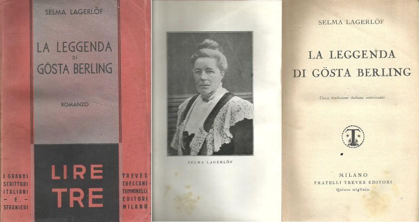 FOTO 1. edizione Treves 1930