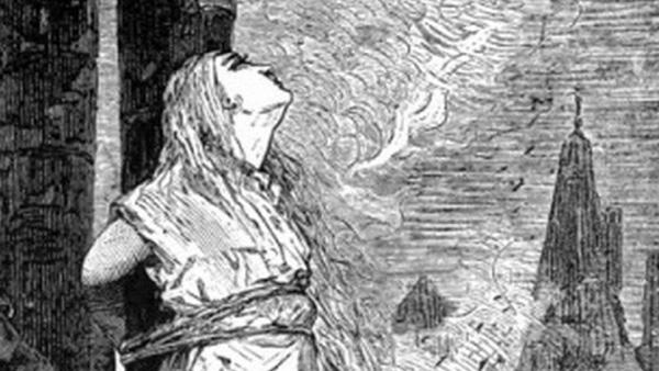 1. Petronilla de Meath sul rogo