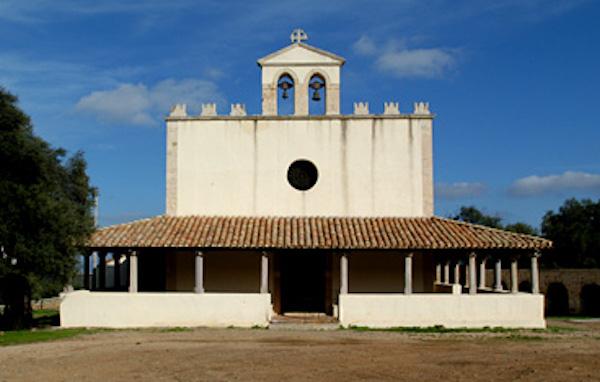 10. Chiesetta campestre di San Sisinnio, comune di Villacidro_1
