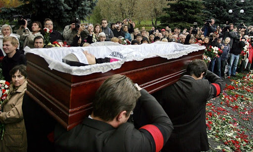 anna funerali