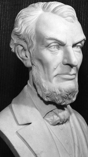 Fig. 1_ Busto di Abramo Lincoln_edmonia-lewis