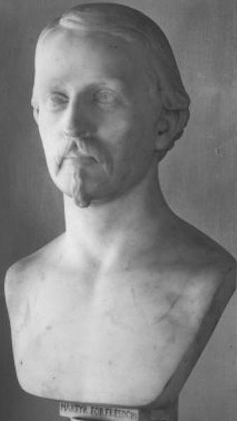 Fig. 2_Busto del colonnello Robert Gould Shaw_Edmonia Lewis