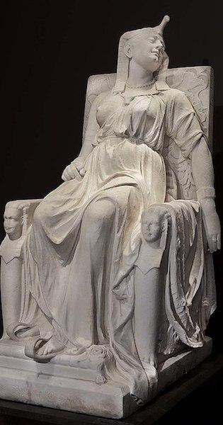 Fig.3_Morte di Cleopatra-Edmonia_Lewis