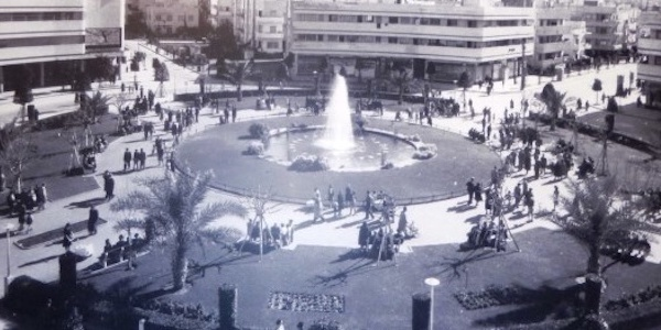 Fig.4_piazza Dizengoff_Genia Averbuch