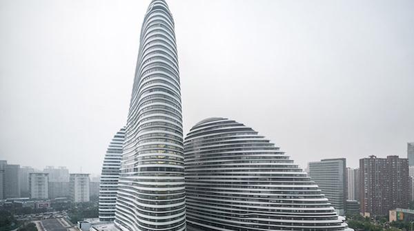 Fig.6_Wangjing Soho complex_Pechino_Zaha Hadid