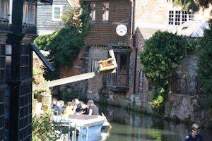 Foto11 Sedia della strega sul fiume Stour