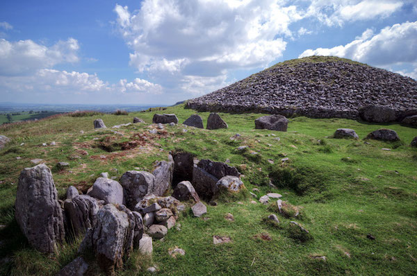 Foto15 Loughcrew (Irlanda). Collina delle Streghe
