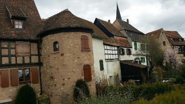 Foto8 Alsazia. Museo delle streghe di Bergheim