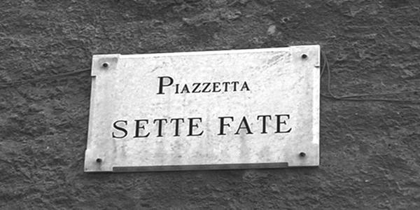 PIAZZETTA 7 FATE
