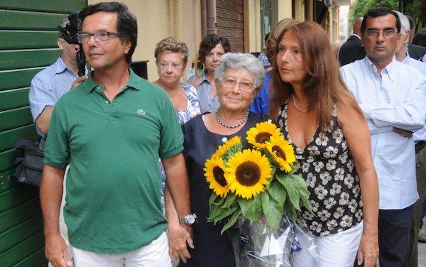 Commemorazione di Libero Grassi nel ventesimo anniversario