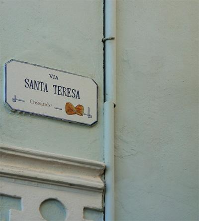 1.Carloforte(isola di San Pietro-prov.Carbonia- Iglesias) -via Santa Teresa-Laura Candiani