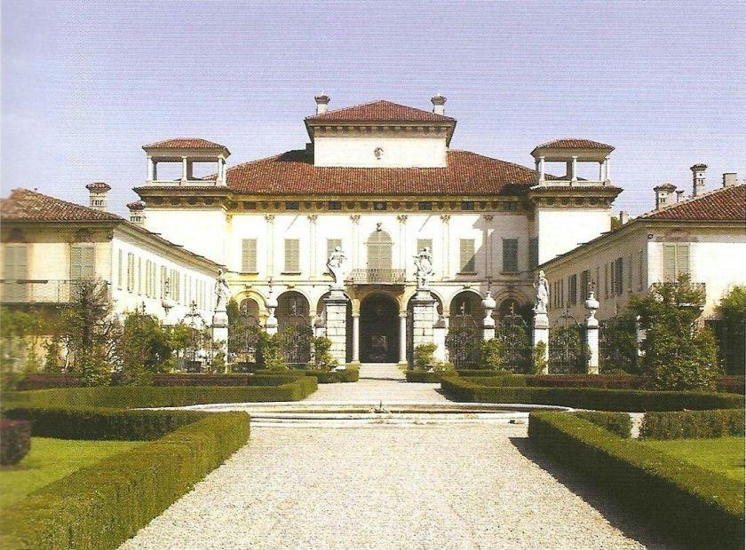 6. Montirone. Villa Lechi