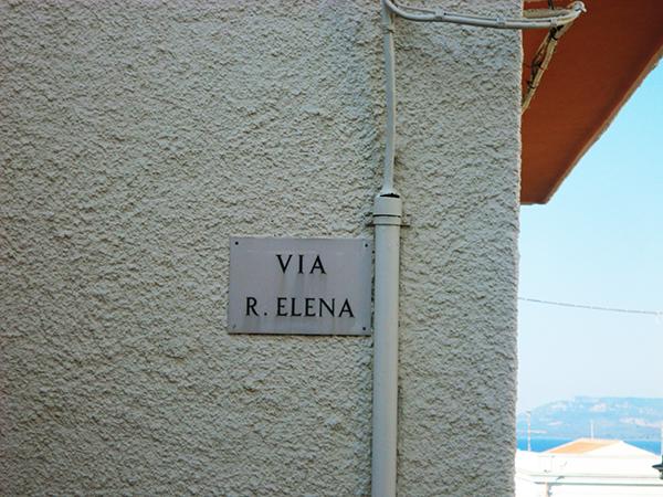 Calasetta(CA)-via regina Elena-Laura Candiani