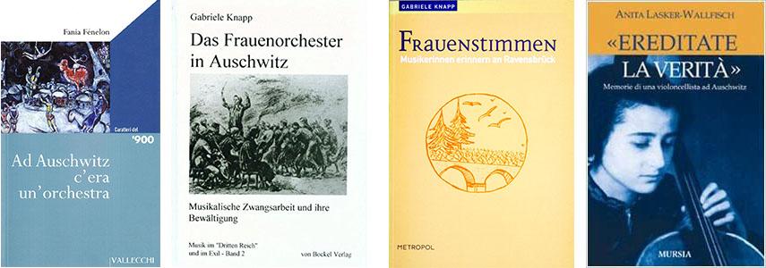 libri memorie orchestre di auschwitz